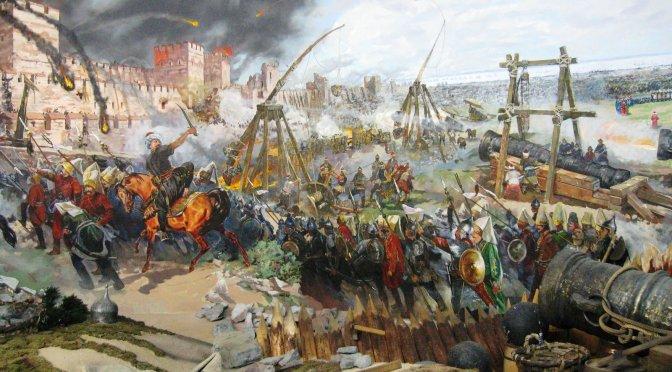 AH 10 – El gran asedio. Malta, 1565