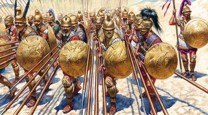 AH 08 – Filipo II y el arte de la guerra