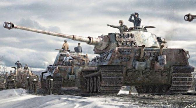 AH 07 – Detrás del Mito, Panzer los años de las victorias