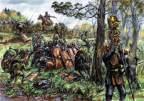 AH 14 – Roma y sus Águilas en Germania, Las campañas de Varo y Germánico en el Rhin