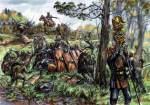AH 14 – Roma y sus Águilas en Germania, Las campañas de Varo y Germánico en elRhin