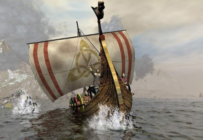 La Reconquista cap. 03 La amenaza del Norte