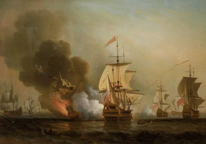 02 La Batalla del Cabo Passaro – Relatos Históricos