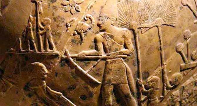 AH23 – El Rey Escorpión
