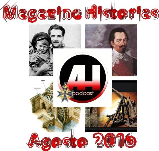 Magazine de Historias – Agosto 2016