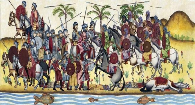 La Reconquista cap. 08 La Caida del Califato Omeya