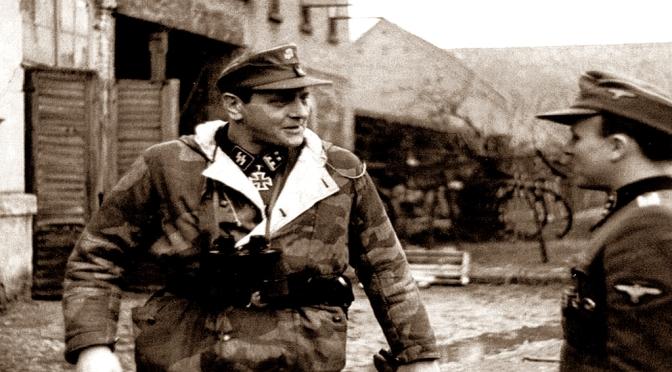 AH 28 – Otto Skorzeny y su 150º PzBrigade en las Ardenas