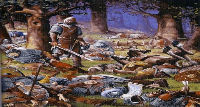 La Reconquista cap. 09 El Reino de León