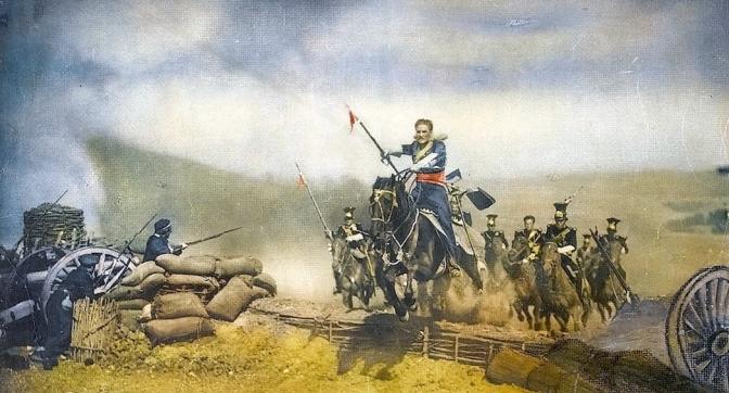 04 La carga de la Brigada Ligera – Relatos Históricos