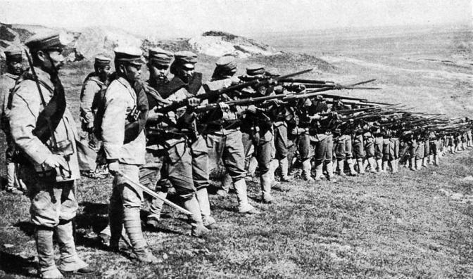 06 La Batalla de Tsingtao – Relatos Históricos