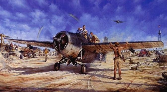 10 Wake, por un palmo de arena – Relatos Históricos