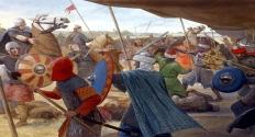 batalla-de-poitiers-eudes-ataca-el-campamento-musulman