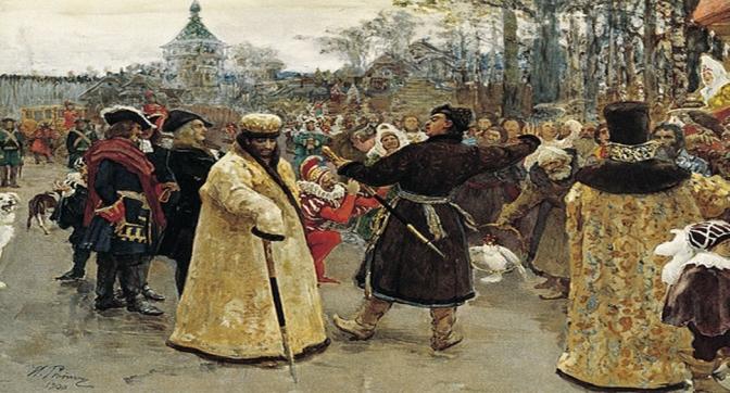 AH 33 – El Nacimiento de la Gran Rusia