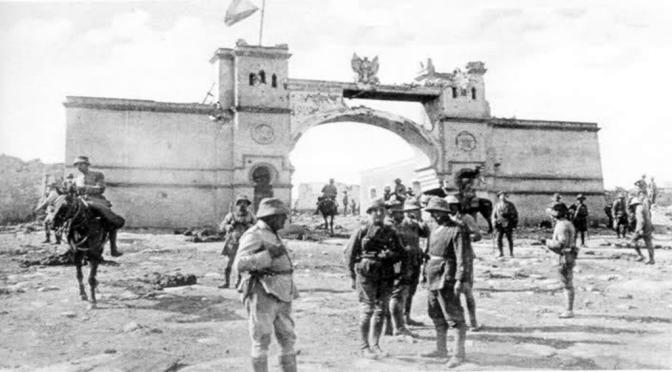 12 Muerte y Sacrificio en el Rif, 1.921- Relatos Históricos