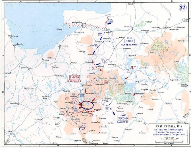 batalla-de-tannenberg