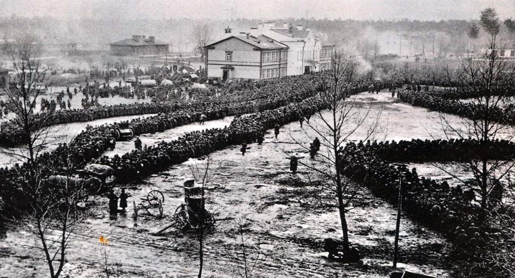 Ofensiva de Gorlice-Tarnów blog