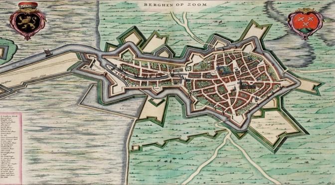 14 Spinola y el asedio de Bergen op Zoom – Relatos Históricos