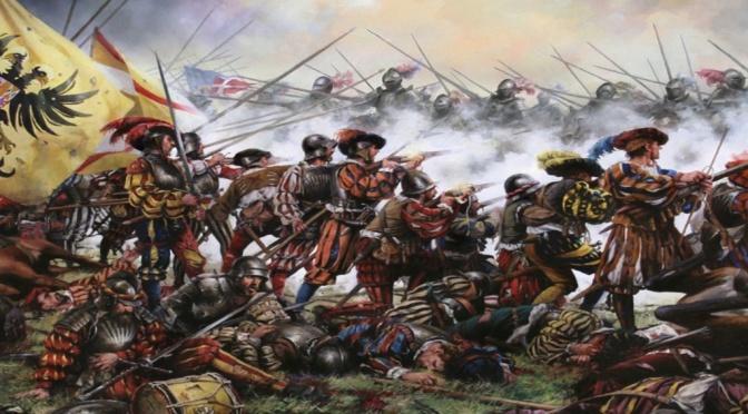 16 Pavía, 1525 – Relatos Históricos