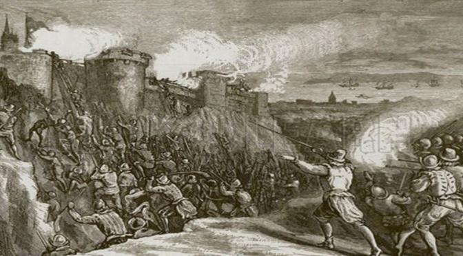 18 La toma de Cádiz de 1.596 – Relatos Históricos