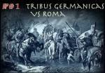 Tribus Germánicas contra Roma – Episodio01
