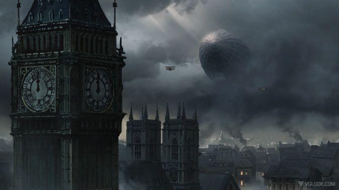 AH41 – ZEPPELIN, el terror sobre Londres