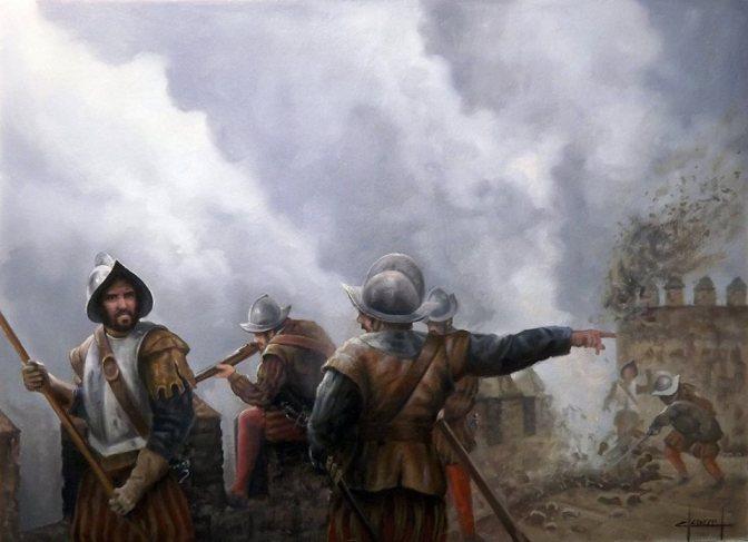 33 Castelnuovo, 1539 – Relatos Históricos