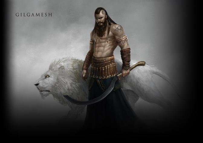 AH – 47 El Poema de Gilgamesh