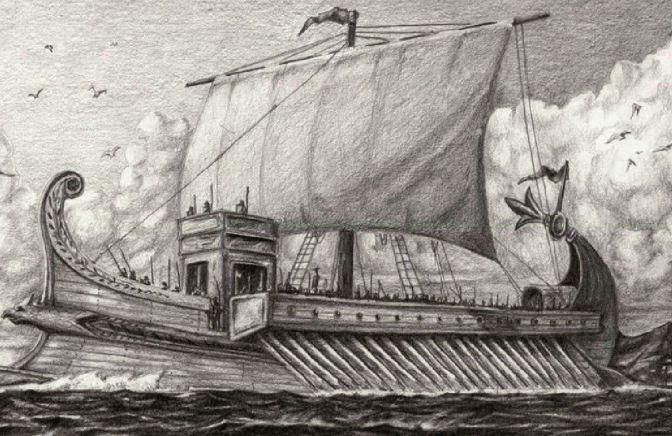 35 Octavio, Antonio y Actium – Relatos Históricos