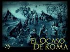 El Ocaso de Roma cap. 23 Póstumo, Galieno y los godos