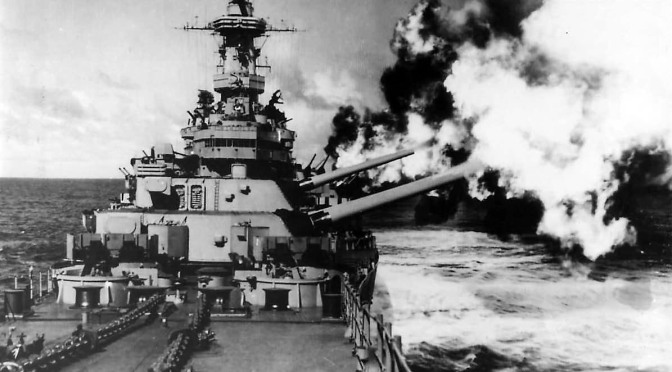 La Batalla del Golfo de Leyte AH 57 – vol. 2