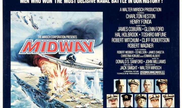 Antena Historia - el fancine - Midway - La batalla de Midway - Podcast de Historia