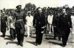 Historia del Fascismo español, Fascistas en la Guerra civil y al final de la 2ªGM –06x07RH